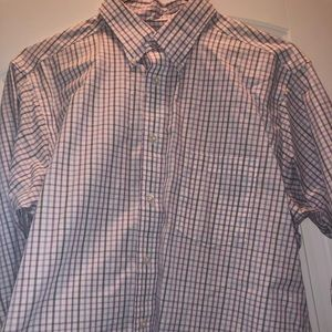 Other - Eagle Men's Collared Dress Shirt 32/33